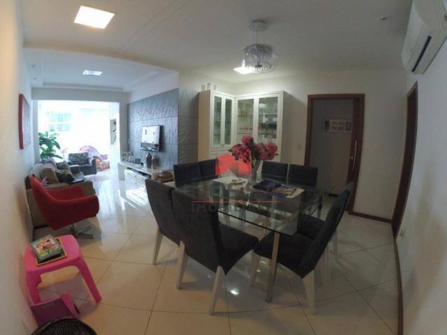 Apartamento 3 quartos em Jardim Camburi com 4 vagas, montado e decorado