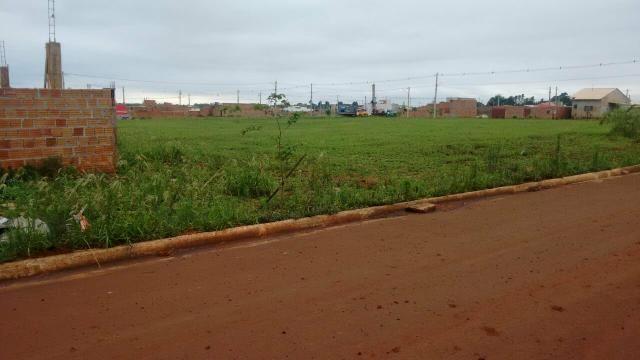 Vendo terreno no bonanza