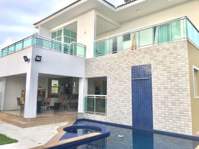 CA0044 - Linda Casa Residencial no Alphaville Eusébio