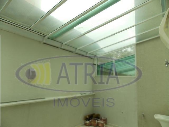 Casa à venda com 3 dormitórios em Santa candida, Curitiba cod:77002.783 - Foto 18