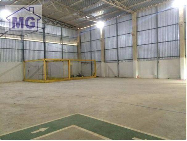 Galpão para alugar, 1250 m² por r$ 19.000/mês - cabiúnas - macaé/rj