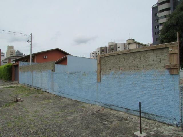 Terreno para alugar, 536 m² por r$ 2.300/mês - juvevê - curitiba/pr - Foto 4