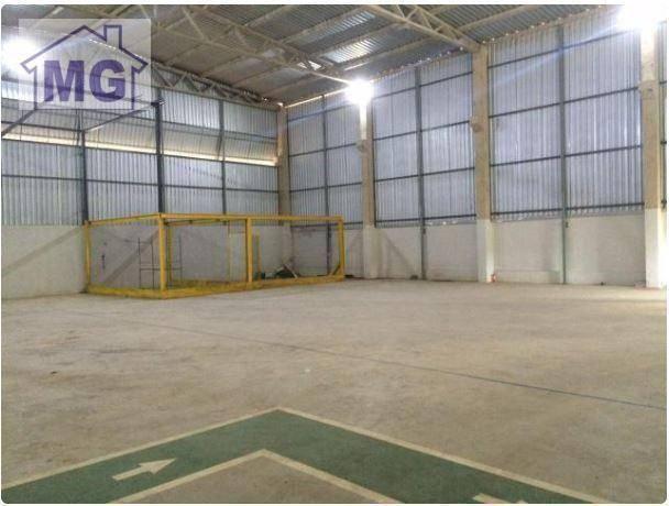 Galpão para alugar, 1250 m² por r$ 19.000/mês - cabiúnas - macaé/rj - Foto 5