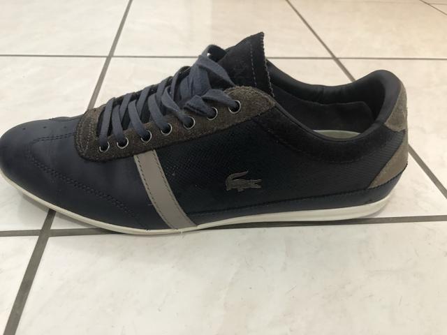 730dda0d195 Sapatênis Lacoste original TAM41 - Roupas e calçados - Meireles ...
