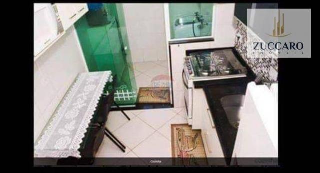 Apartamento com 2 dormitórios à venda, 54 m² por r$ 285.000,00 - vila sirena - guarulhos/s - Foto 19