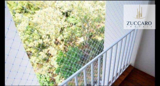 Apartamento com 2 dormitórios à venda, 54 m² por r$ 285.000,00 - vila sirena - guarulhos/s - Foto 10