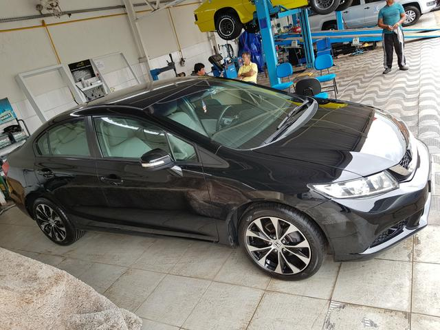 Honda Civic Lxr ano:2016 completasso carro novo - Foto 11
