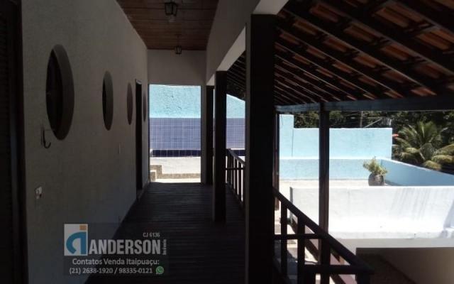 Casa Duplex no Recanto com 3 Qts, sendo 2 Suítes prox. A praia. - Foto 6