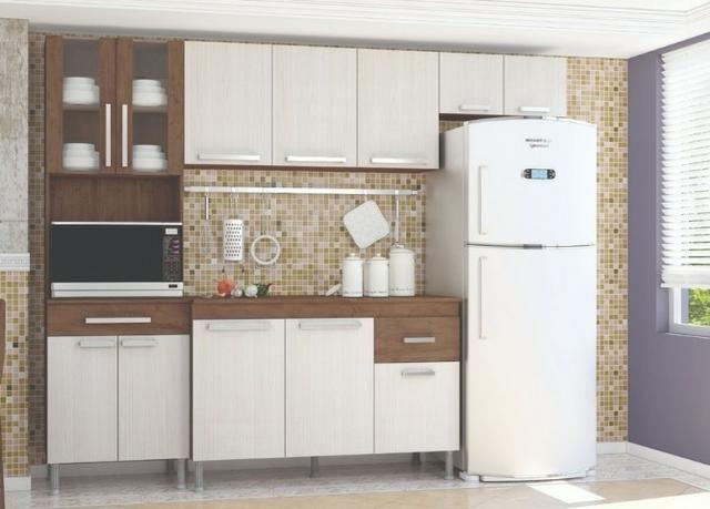 Armário de Cozinha Compacta 4 Peças Compre e receba em 24h *
