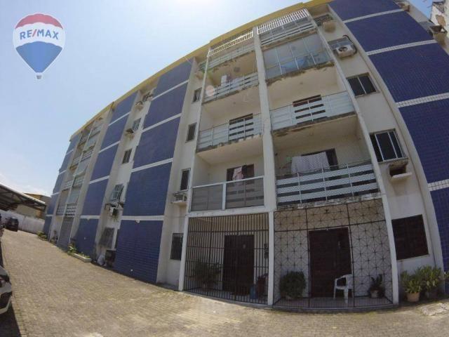 Apartamento no presidente kennedy ao lado do g barbosa