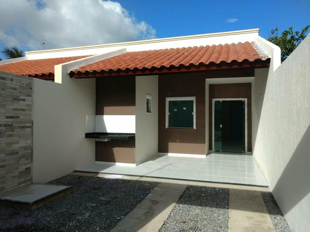 Vendo casas no Maranguape