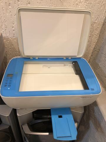 Impressora Multifuncional HP Deskejet Ink Advantage 3636 Wi-Fi - Foto 3