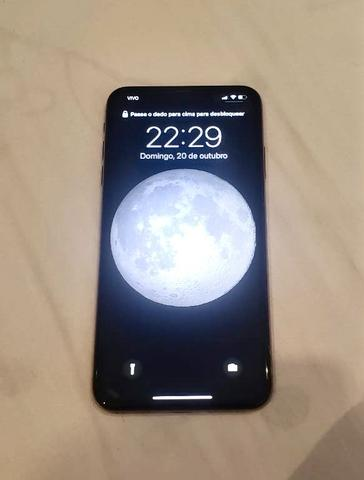 IPhone XS Max Dourado - Foto 2
