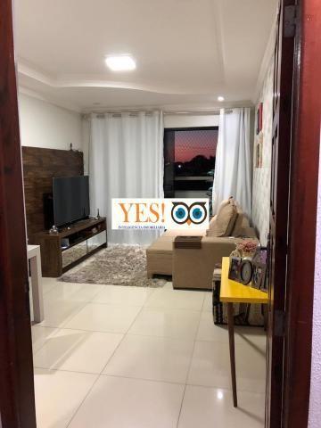Apartamento residencial para venda, muchila, feira de santana, 3 dormitórios sendo 1 suíte - Foto 6