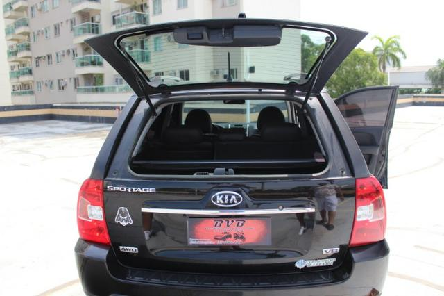 Kia Sportage 2.7 V6 - Impecável - Financiamos ac. troca - Foto 9
