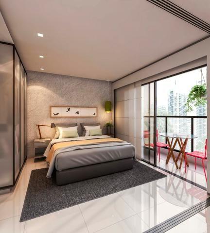(MRA) TR36882-Apartamento na Aldeota, J Smart Jose Vilar, 37m², 1 Vaga - Foto 4