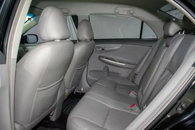 Corolla 1.8 2010 completo - Único Dono - Somente Financiada - Foto 10