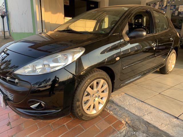 Peugeot 207 2010 1.6 Flex Automático/$19.990,00/ou Financia sem entrada 60x 599,00 - Foto 3
