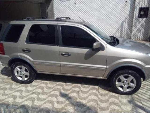 Ford EcoSport XLT 2.0 Aut + GNV 5ªG Completo Consigo Financiamento