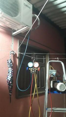 Instalação e Manutenção de Ar Condicionado Split e Janela - Foto 3