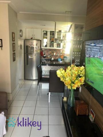 Apartamento à venda com 3 dormitórios em Messejana, Fortaleza cod:7945 - Foto 3