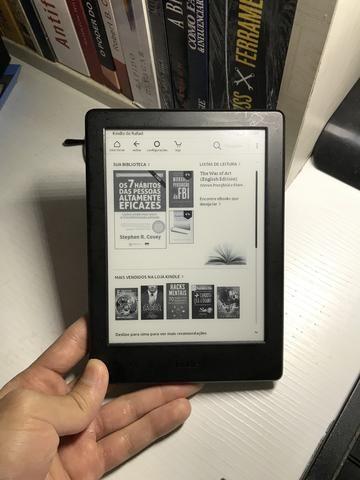 Kindle 8 Geraçao - Conservado - Foto 3