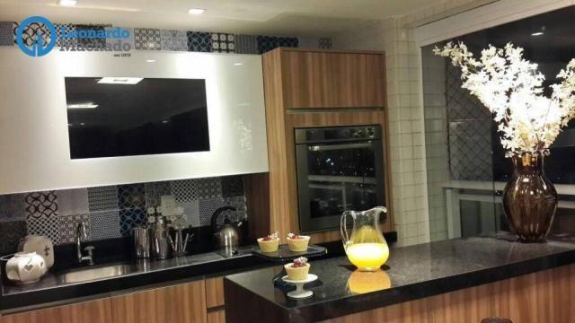 Apartamento com 4 dormitórios à venda, 182 m² por R$ 1.500.000,00 - Guararapes - Fortaleza - Foto 9