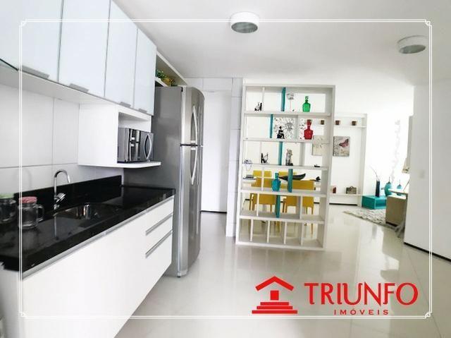 (RG) TR29861 - Dica de hoje!!! Apartamento 101M² - 03 Suítes, 02 Vagas paralelas - Foto 5