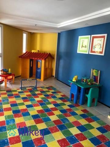 Apartamento à venda com 3 dormitórios em Cocó, Fortaleza cod:7986 - Foto 16