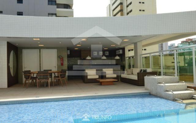 (DD20389)Apartamento novo na Aldeota_Contemporâneo_143m²_3 suítes - Foto 6