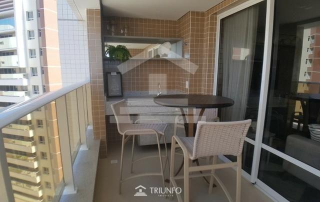 (JG) TR 8394,Dunas,2 Suites,Varanda Gourmet,Vista Mar,Lazer - Foto 6