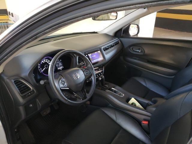 HR-V EXL 1.8 Flex Top - Único DONO - Revisões Feitas Na Honda - Carro Zero - 2016 - Foto 7