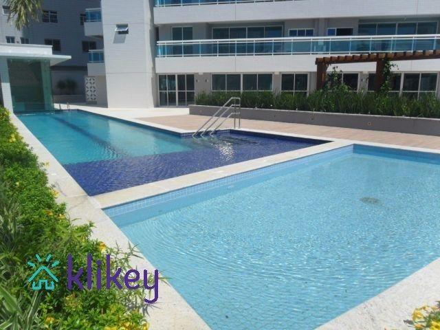 Apartamento à venda com 3 dormitórios em Aldeota, Fortaleza cod:8063 - Foto 3