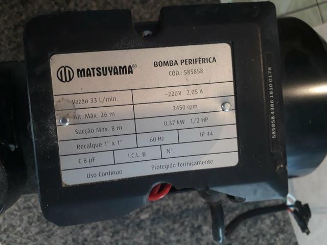 Bomba periférica - Foto 2