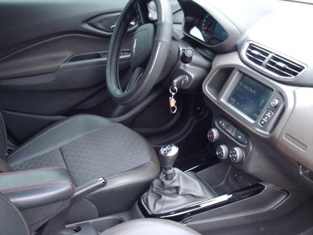 Chevrolet Prisma LTZ 1.4 2017/2018 (Novo) Na Garantia de Fábrica - Foto 16