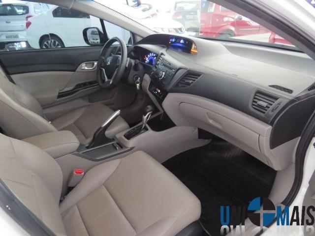 Honda Civic Lxr 2.0 Automatico 2016 Completo Baixa Kilometragem Apenas 65.900 Ljd - Foto 4