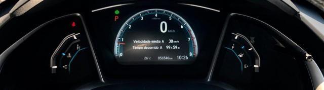 Honda Civic Touring Turbo - TOP - Muito Novo = 0KM - Foto 10