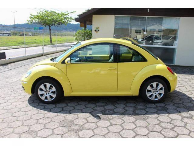 Volkswagen New Beetle BEETLE 2.0 AT - Foto 4