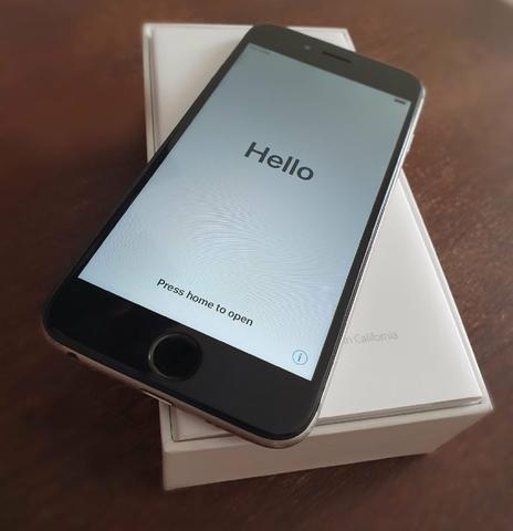 Iphone 6 de 64 GB conservado