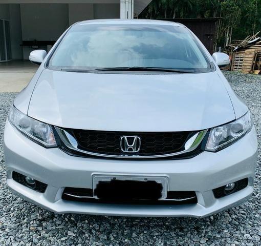 Lindo Honda Civic LXR 2.0 Impecável - Foto 4