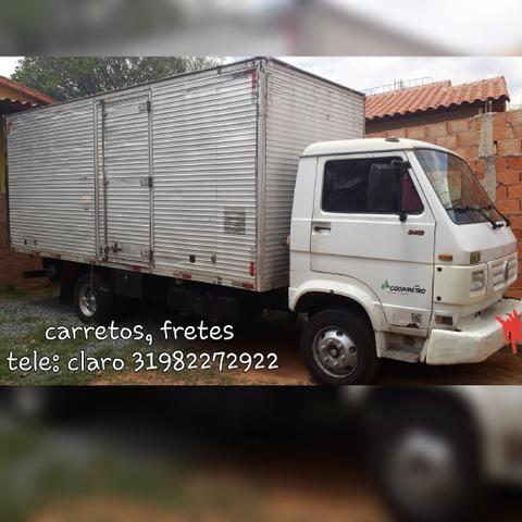 Carretos e fretes para todo o Brasil