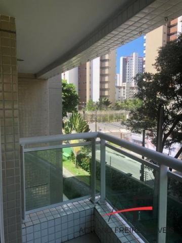 Apartamento duplex no Cocó, totalmente mobiliado - Foto 12