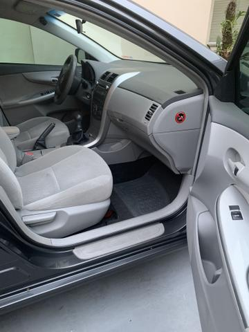 Toyota corolla 2010 1.8 GLI flex 4p manual - Foto 8