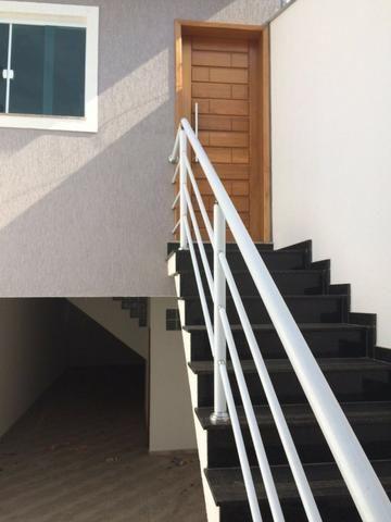 Sobrados novos Vila Ré com 3 dormitórios e 4 vagas cobertas - Foto 13