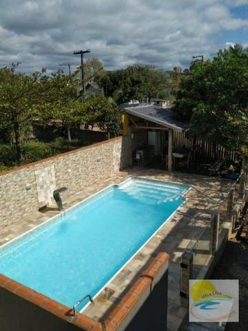 Casa com Piscina c/2 quartos por R$ 1.250/dia Jardim Perola do Atlântico - Itapoá/SC - Foto 4