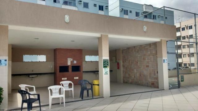 Cond. Solar do Coqueiro, Av. Hélio Gueiros, apto 2/4 mobiliado, R$1.100,00 / * - Foto 8