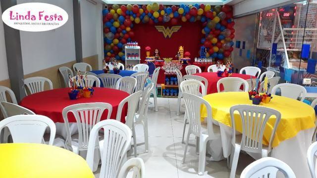 Decoração / Festa / Doce / Toalha de Mesa / Lembrancinha - Foto 4