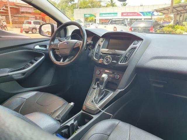 Ford Focus 2.0 titanium 16V Flex 4P Powershift - Foto 6