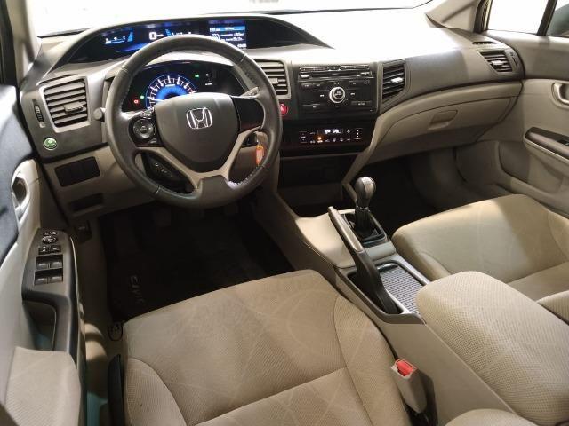 Honda Civic Lxs Manual - Foto 6