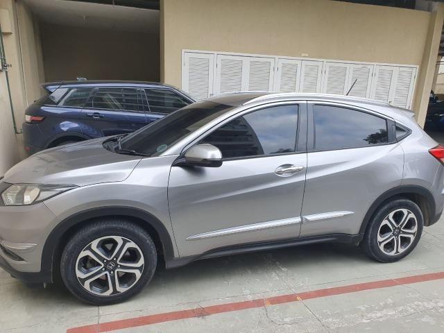 HR-V EXL 1.8 Flex Top - Único DONO - Revisões Feitas Na Honda - Carro Zero - 2016